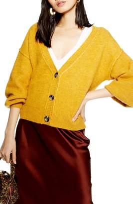 25d3d5c74b Yellow Cardigan Sweater - ShopStyle