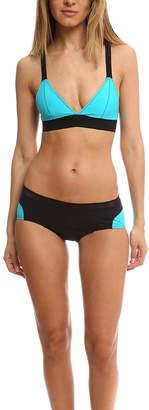Rag & Bone Fiji Bluebird Bikini Top