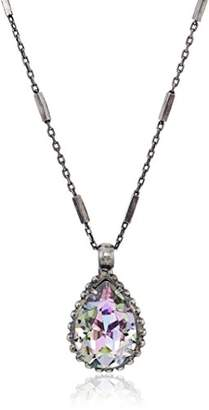 Sorrelli Lotus Simply Adorned Pendant Necklace