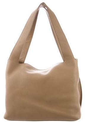The Row Duplex Leather Bag