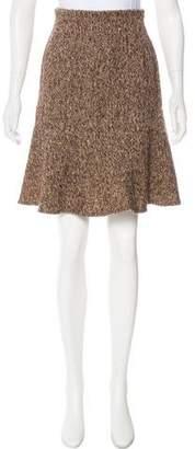 Max Mara Knee-Length Wool Skirt