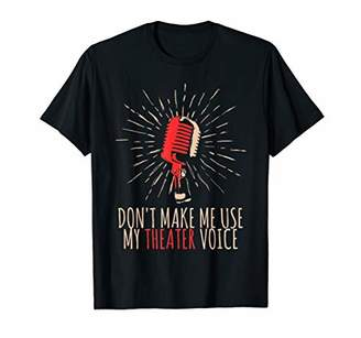 Voice Actor Shirt Actress Microphone Voice Over Artist Gift