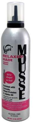 Vigorol Mousse Relaxed 12oz (3 Pack) by