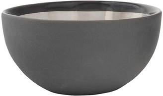 Canvas Dauville Serving Bowl - Charcoal/Platinum