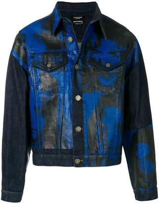 Calvin Klein x Andy Warhol Foundation Sandra Brant denim jacket