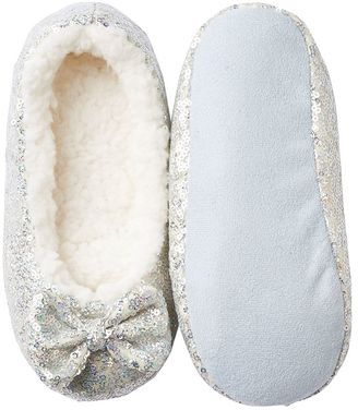 Girls 4-16 Capelli Sequin Ballet Slippers $14 thestylecure.com