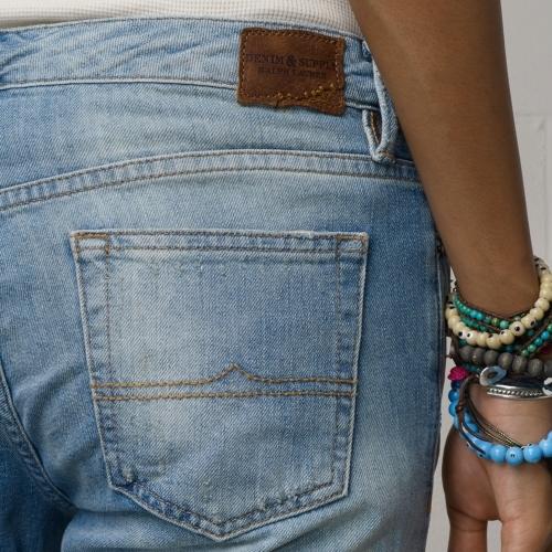 Denim & Supply Ralph Lauren Calera Skinny Boyfriend Jean