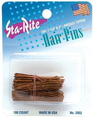 Sta-Rite Sta Rite Bronze Assorted Hair Pins