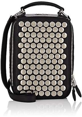 Sonia Rykiel Women's Pavé Parisien Studded Leather Shoulder Bag