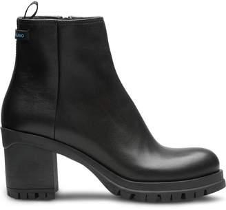 Prada high ankle boots