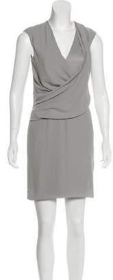 Helmut Lang HELMUT Sleeveless Mini Dress