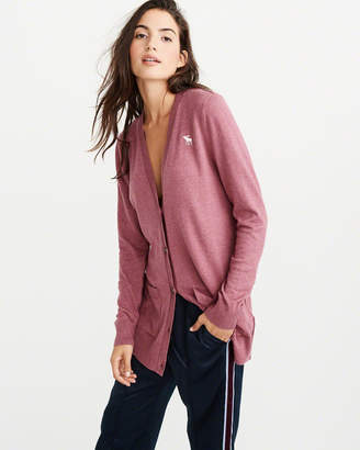 Abercrombie & Fitch Icon Boyfriend Cardigan