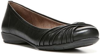 NaturalSoul by naturalizer Girly Women's Skimmer Ballet Flats $59.99 thestylecure.com