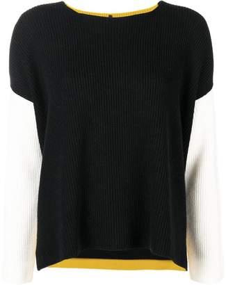 Pierantonio Gaspari Pierantoniogaspari colour block sweater