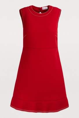 RED Valentino Sleeveless short dress