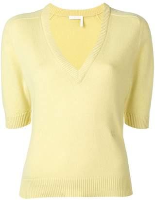 Chloé v-neck jumper