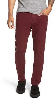 Hudson Jeans Axl Skinny Fit Twill Jeans