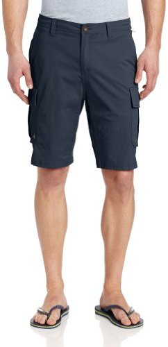 O'Neill Jack Men's Campy Half Back Elastic Waistband Quick Dry Cargo Short