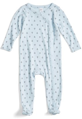 Infant Nordstrom Baby Footie $19 thestylecure.com