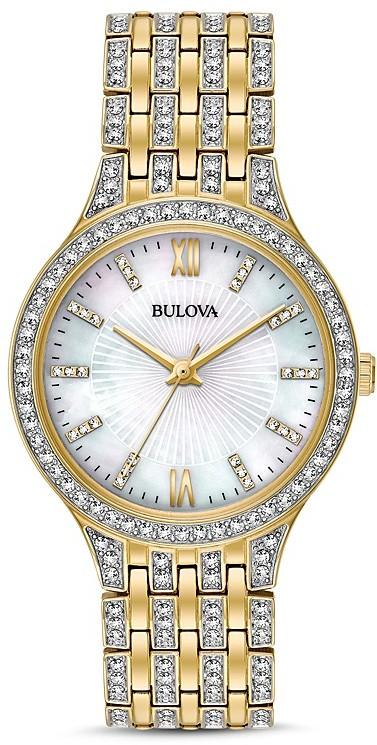BulovaBulova Crystal Watch, 32mm