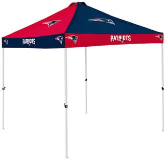 Logo Brand New EnglandPatriots Checkerboard Tent