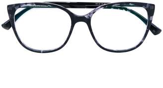 Mykita tortoise-shell effect glasses