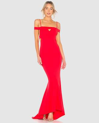 Lovers + Friends Cece Gown