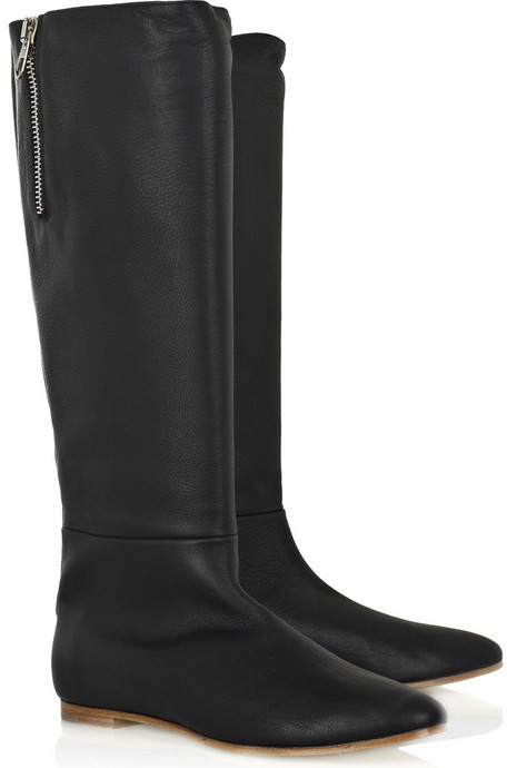 Sigerson Morrison Flat leather boots