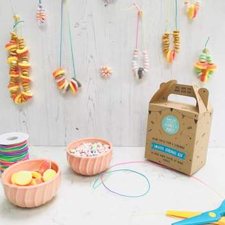 craft & crumb Sweetie Strings Kit Party Bag