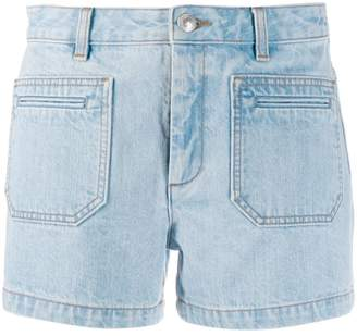 A.P.C. short denim shorts