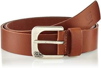G Star G-Star Men's Zed Belt - Brown, 32