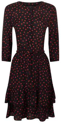 SET Polka Dot Dress