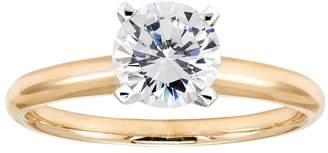 Evergreen Diamonds 1 1/2 Carat T.W. IGL Certified Lab-Created Diamond Solitaire Engagement Ring