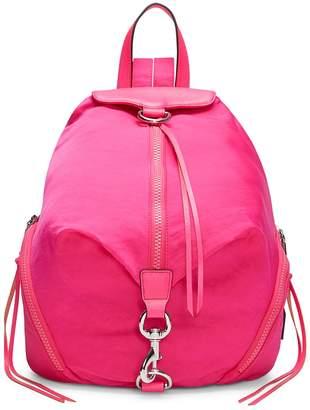 Rebecca Minkoff Zip-Front Backpack