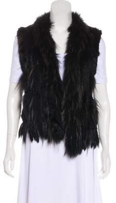 Wish Casual Fur Vest