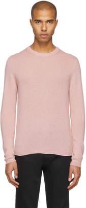 Prada Pink Cashmere Sweater