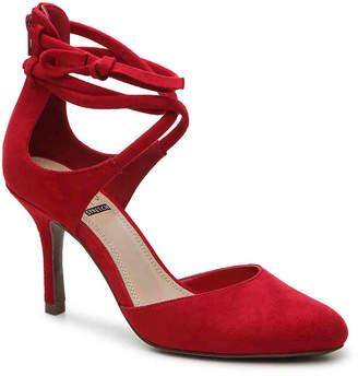 Women's Tasmine Pump -Red $68 thestylecure.com