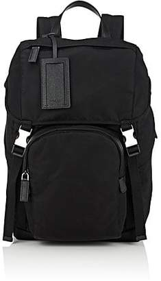 Prada Men's Utility Backpack - Black