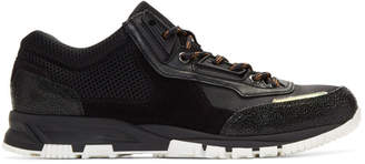 Lanvin Black Sport Sneakers