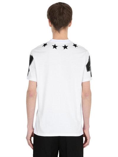 Cuban Star Patches Jersey T-Shirt 6