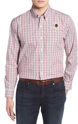 Cutter & Buck Washington - Gilman Regular Fit Plaid Sport Shirt