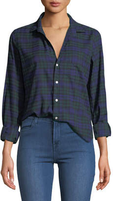 Frank And Eileen Long-Sleeve Plaid Button-Down Top