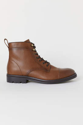 H&M Boots - Beige