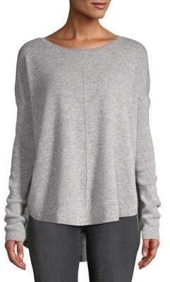 Lord & Taylor Boatneck Cashmere Sweater