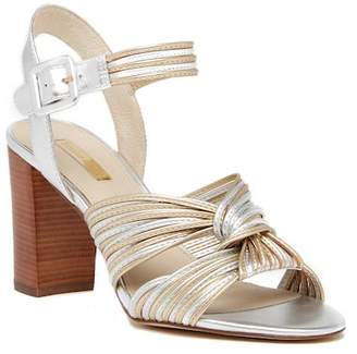Louise et Cie Kamden Metallic High Heel Sandal