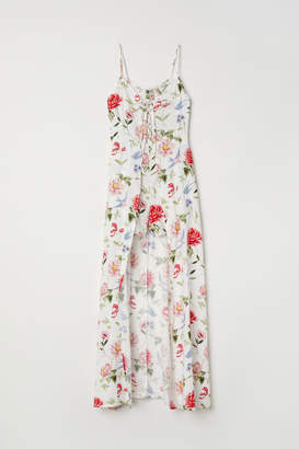 H&M Jumpsuit with Skirt - White