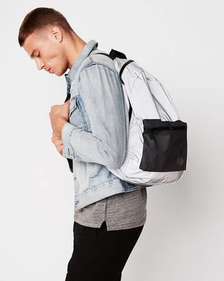 Express Reflective Nylon Backpack