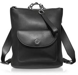 Alexander Wang Women's Black Leather Backpack.