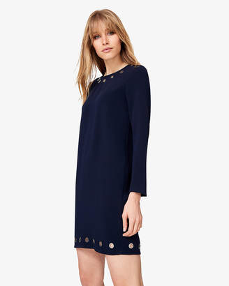 Phase Eight Lotty Eyelet Dress