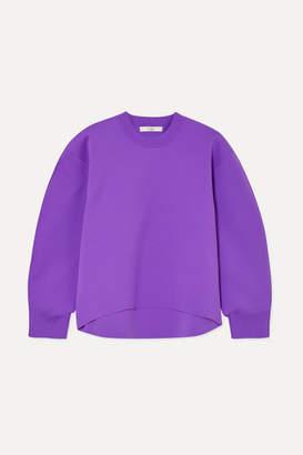 Tibi Stretch-knit Sweatshirt